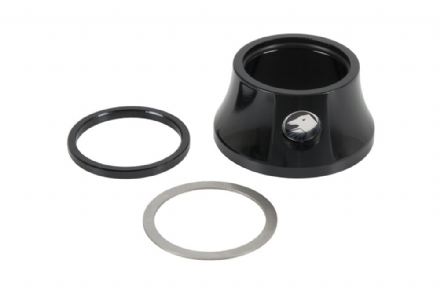 Shadow Grande Headset Cap/Spacer - Black 23mm
